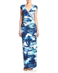 Tart Collections Vita Printed Maxi Dress - Lyst