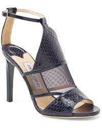 Jimmy Choo Women'S 'Timbus' Sandal - Lyst