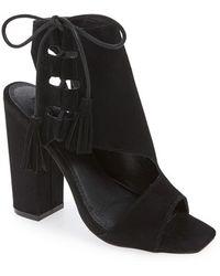 Topshop | Ros Cutout Sandals | Lyst