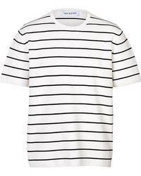 Neil Barrett Striped T-Shirt - Lyst