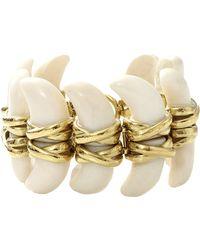 Vaubel Connected Bone Bracelet - Lyst