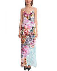 Clover Canyon Pool Flower Maxi Dress - Lyst