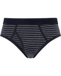 Sunspel Superfine Cotton Brief - Lyst