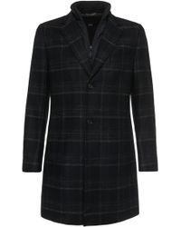 BOSS | 'the Sintrax' | Cashmere-wool Coat | Lyst