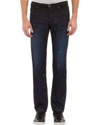 Public School | Fade Distressed Jeans | Lyst
