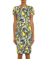 Erdem Joyce Floral-print Dress - Lyst