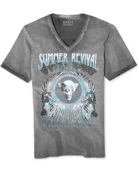 Guess Summer Revival Tshirt - Lyst