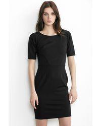 Velvet By Graham & Spencer Egypt Solid Ponti Dress - Lyst