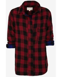Rag & Bone Buffalo Plaid Shirt - Lyst