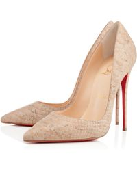 Christian Louboutin So Kate Liege Embosse - Lyst