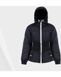 Hunter Original Fitted Down Jacket - Lyst