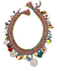 Venessa Arizaga - Just Ride Necklace - Desert Sunset - Lyst