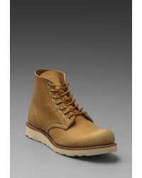 Red Wing 6 Round Toe - Lyst