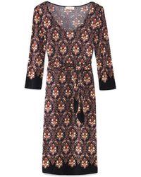 Tory Burch Multicolor Tilda Dress - Lyst