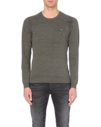 Diesel K-Maniky Jumper - For Men - Lyst