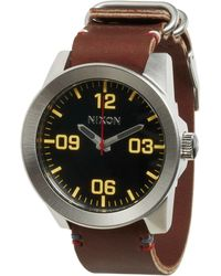 Nixon The Corporal - The Luxe Heritage Collection - Lyst