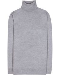 Edun Wool Turtleneck Sweater - Lyst