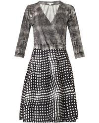 Diane von Furstenberg Amelia Two Dress - Lyst