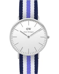 Daniel Wellington Classic Trinity Ladies Watch - For Women silver - Lyst