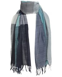 Oska - Ija Checked Scarf - Lyst