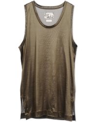 Marc Jacobs | Sleeveless T-shirt | Lyst