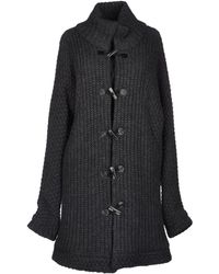 Pianurastudio Coat - Lyst