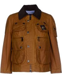 DSquared² Jacket brown - Lyst