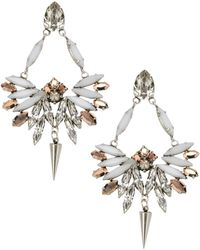 Crezus - Earrings - Lyst