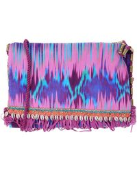 Matthew Williamson Under-Arm Bags purple - Lyst