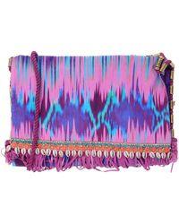 Matthew Williamson Under-Arm Bags purple - Lyst