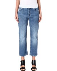 Acne Studios Pop Relaxed-fit Low-rise Jeans - Lyst