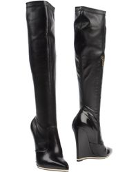 Le Silla Boots - Lyst