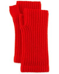 Rag & Bone Alexis Cashmere Fingerless Gloves