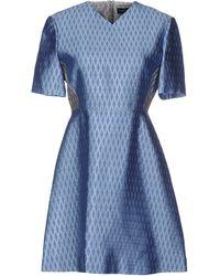 Jonathan Saunders | Short Dress | Lyst