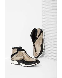 Nasty Gal Jeffrey Campbell Shuffle Trainer - Lyst
