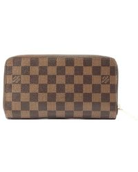 Louis Vuitton Pre-Owned Zippy Organizer - Lyst