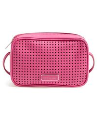 Marc By Marc Jacobs 'Sally' Perforated Crossbody Bag - Lyst