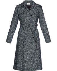 Goat - Astoria Wool-blend Tweed Coat - Lyst