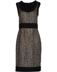 D&G Kneelength Dress - Lyst