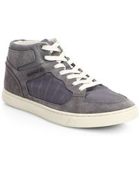 Diesel Great Beyond Midtop Sneakers - Lyst