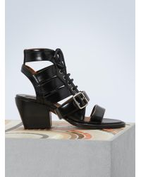 Chloé | Rylee Sandals | Lyst