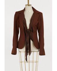 Jacquemus - Assa Virgin Wool Jacket - Lyst
