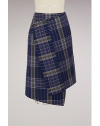 Acne Studios - Coton Hoshi Skirt - Lyst