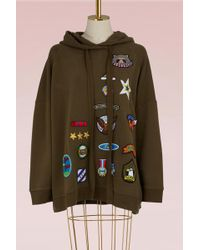 MIRA MIKATI | Cotton Scout Hoodie | Lyst