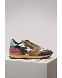 Valentino - Camou Ruckrunners - Lyst
