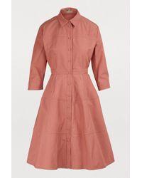 Bottega Veneta - Shirt-dress - Lyst