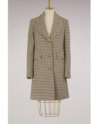 Stella McCartney - Marcelline Wool Coat - Lyst