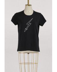 Givenchy - Wolrd Tour T-shirt - Lyst