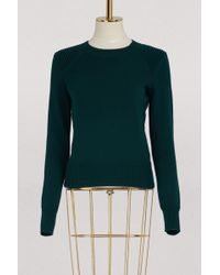 Étoile Isabel Marant - Kleeza Cotton And Wool Sweater - Lyst