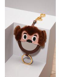Miu Miu - Monkey Key Ring With Mirror - Lyst